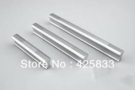 chrome kitchen cabinet handles chrome cabinet black silver simple fashion furniture handles chrome