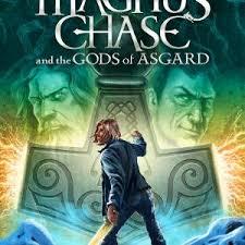 jual magnus chase book 2 hammer of thor by rick riordan di lapak