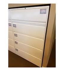 Used 5 Drawer Lateral File Cabinet Used 5 Drawer Lateral File Cabinet Ergo Flow Office