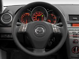 mazda 2007 2007 mazda mazda3 steering wheel interior photo automotive com