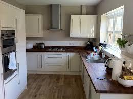 b q kitchen ideas oak cabinets walnut floor another b q kitchen with walnut