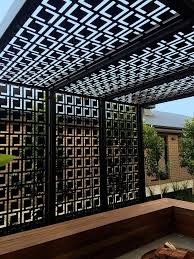 Pergola Designs With Roof by Best 25 Retractable Pergola Ideas On Pinterest Deck Awnings