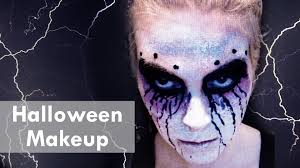 Halloween Makeup Design Halloween Makeup Tutorial Ganz Leicht Selber Schminken Youtube