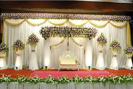 wedding planner indian wedding hall and mandap entrance