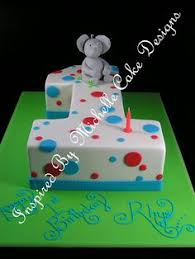 baby boys 1st birthday number 1 cake yummiliciouscakes