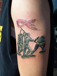 cancer tattoos that have changed lives and help save them