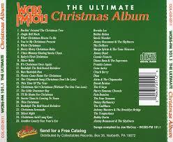 temptations christmas album 7хcd the ultimate christmas album 1994 2008 lossless архив