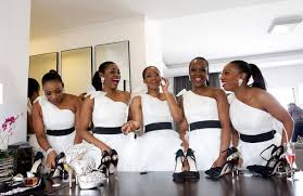 black and white wedding bridesmaid dresses white bridesmaids dress trend reasons it s ok for bridesmaids to