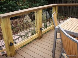 deck rail options with metal fence type google search for the