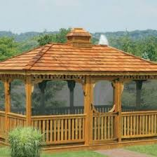 Patio Gazebo Ideas Gazebos Ideas For Using Outdoor Gazebos Creatively