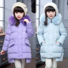 online cheap girls long winter coat aliexpress alibaba