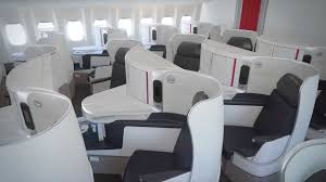 air nouvelle cabine business business cabin