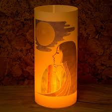 hime japanese lantern lamp japanese legend of the princess of the