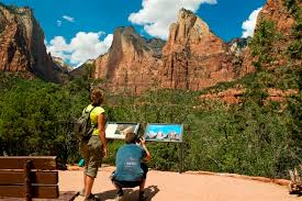 zion lodge in zion national park offers packages and meals