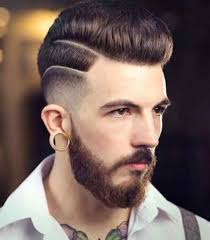 1 sided haircuts men one side hair cutting for men s best hair cut 2018