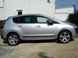 used peugeot suv used 2013 peugeot 3008 allure hdi fap 5dr for sale in alderminster