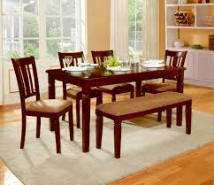 Espresso Dining Room Furniture by Espresso 7 Piece 60x42 Rectangular Dining Room Set In Espresso