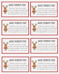 25 reindeer food ideas magic reindeer