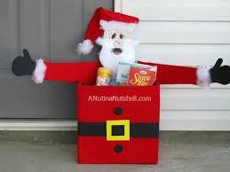 image result for ideas for decorating toys for tots donation box