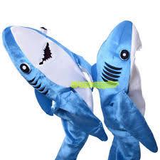 Halloween Costumes Shark Kids Shark Costume Ebay