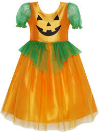 Pumpkin Princess Halloween Costume Cheap Pumpkin Dress Girls Aliexpress Alibaba Group