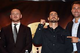 breakdown george groves vs jamie cox fight preview and