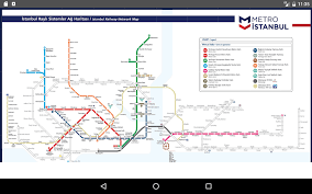 Metro Map Paris by Istanbul Metro Map 2017 Android Apps On Google Play