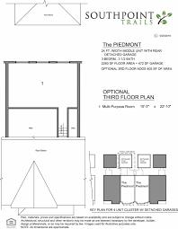 multi unit floor plans the piedmont southpoint trails