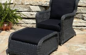 Wicker Patio Lounge Chairs Chair Striking Wicker Chairs At Lowes Engaging Lowes Wicker