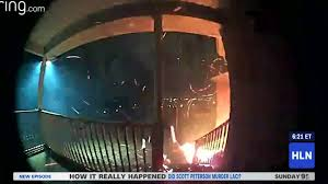 four lights houses see christmas lights cause house fire cnn video