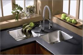 best corner sink for your kitchen ideas 6366 baytownkitchen luxurious corner kitchen sinks with modern faucet