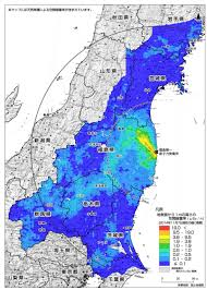 Fukushima Radiation Map Part 2 3 Environment And Decontamination U2013 Safecast Report 2015
