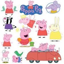 peppa pig sus amigos kit imprimible gratis george pig free