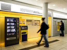 bureaux de poste nouveau concept de bureaux de poste la poste agence w