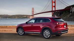 buy mazda suv 2016 mazda cx 9 crossover suv review with price horsepower and