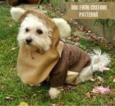 Ewok Dog Halloween Costume Cute Funny Lol Ewoks Furry Brown Dog Halloween