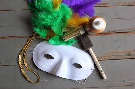 diy mardi gras mask d i y louisville diy mardi gras mask