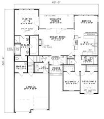 grilling porch traditional style house plan 3 beds 2 00 baths 1715 sq ft plan