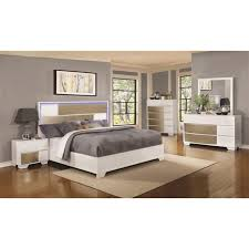 Lighted Nightstand Havering Queen Bedroom With Lighted Headboard