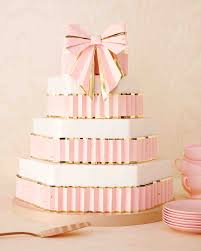 easy to make paper decorations for your wedding martha stewart origami bow cake topper