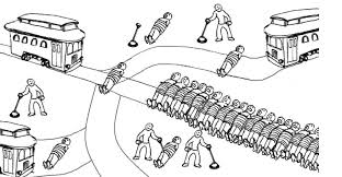Memes Problem - trolley problem memes present new dilemma with multi track drifting