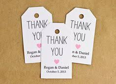 wedding tags 16 thank you wedding favour tags thank you wedding favor