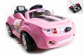 camaro rc car magic cars pink ride on camaro remote car for w mp3 port