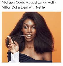 Michaela Meme - michaela coel s musical lands multi million dollar deal with