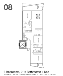 Icon Floor Plan by Icon Bay Edgewater Floor Plans
