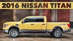 yellow nissan truck 2016 nissan titan xd design youtube