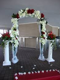 wedding arches how to wedding arch decoration ideas needed onewed s wedding chat