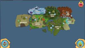 Pandas Map Animal Jam Play Wild New Updates Pandas Turkeys Turkey Toys