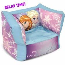 disney bean bags and inflatable furniture ebay