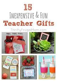 cheap gifts 15 inexpensive gifts